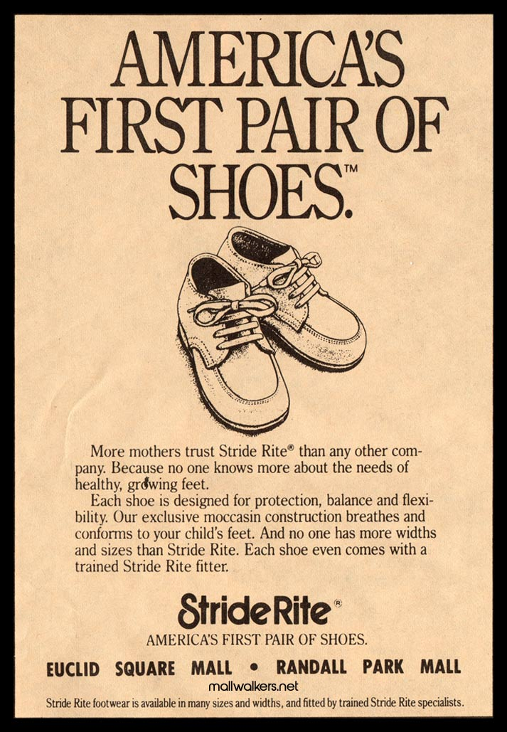 Euclid Square Mall - Stride Rite