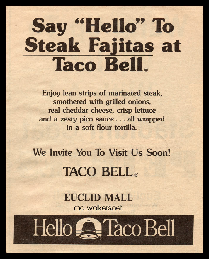 Euclid Square Mall - Taco Bell