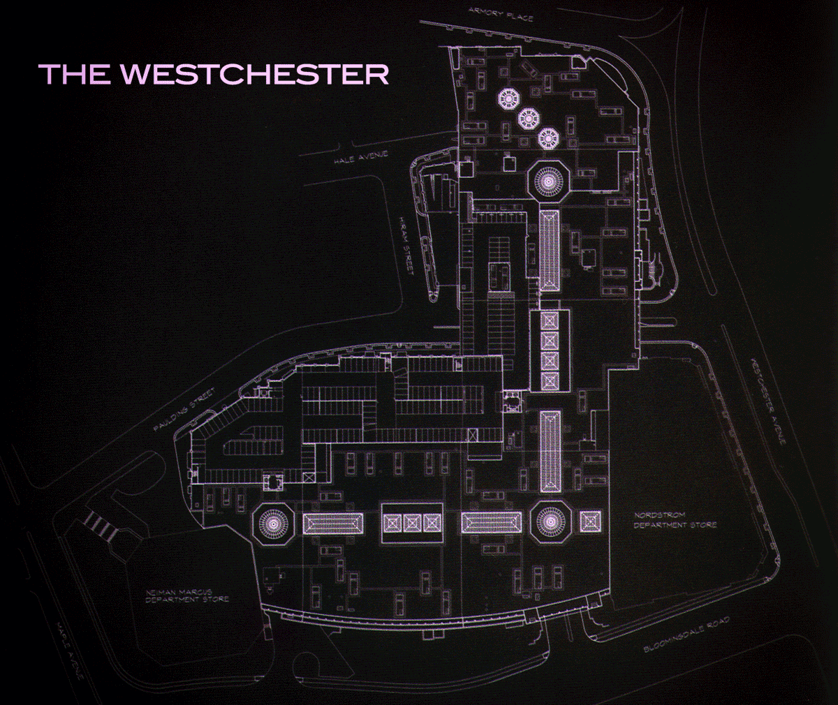 The Westchester Mall Layout