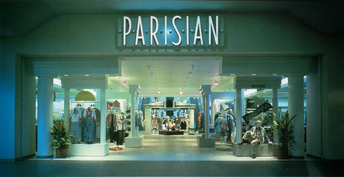 Parisian Storefront