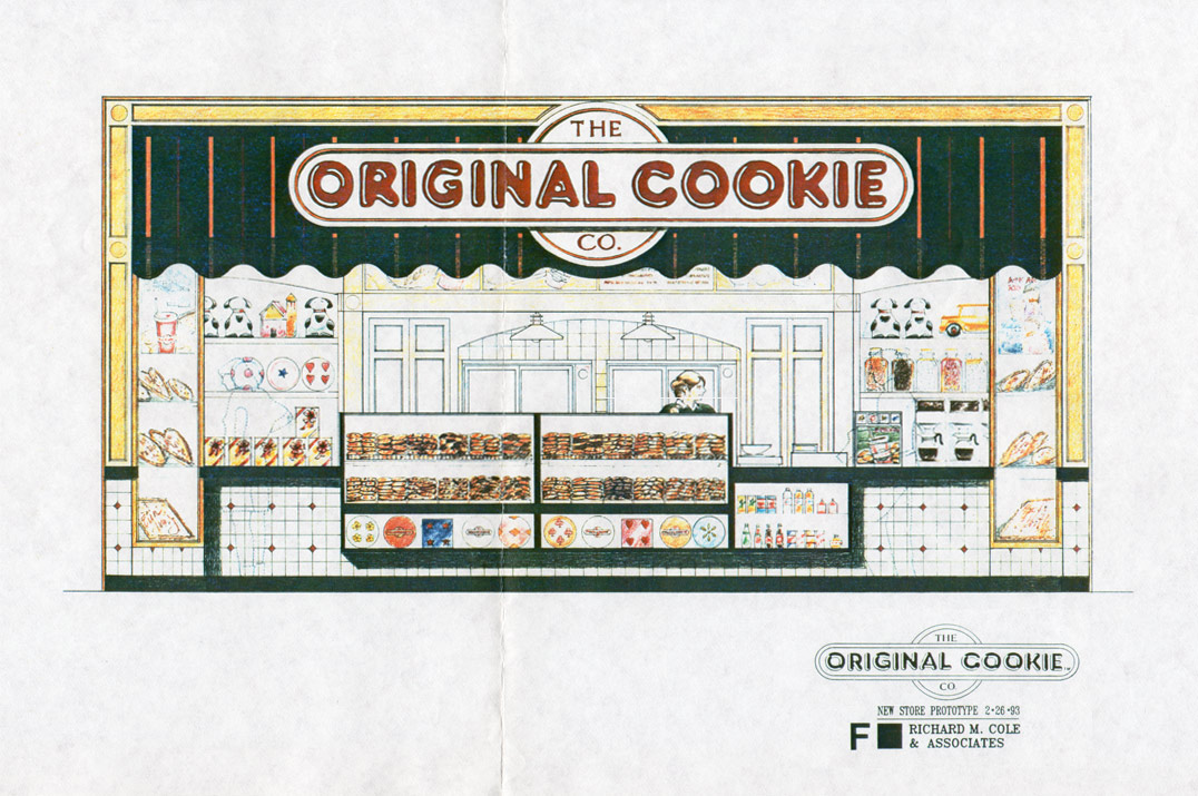 Store Showcase: The Original Cookie Company
