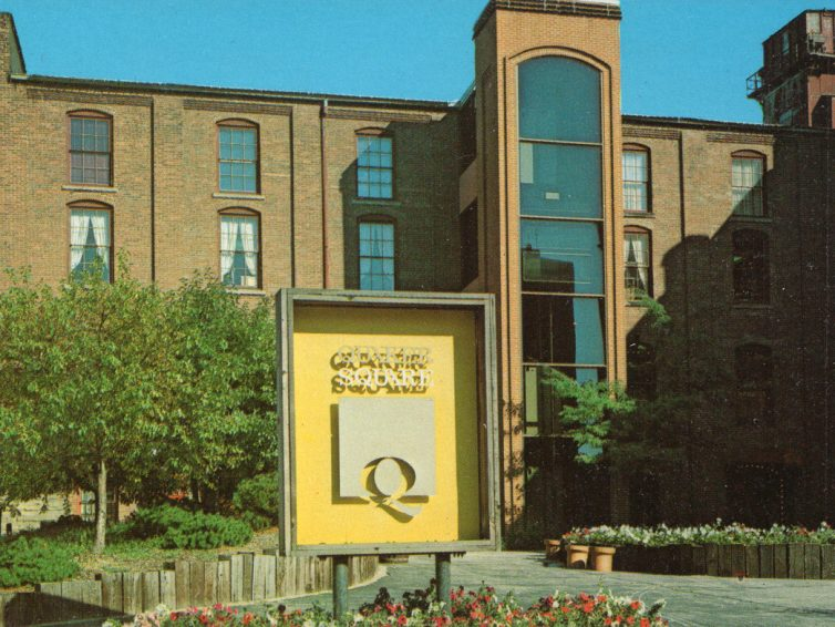 Destination: Quaker Square – Akron, Ohio