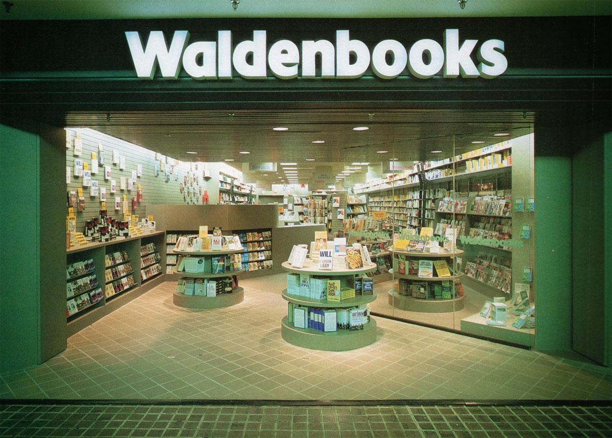 Waldenbooks Mall Storefront