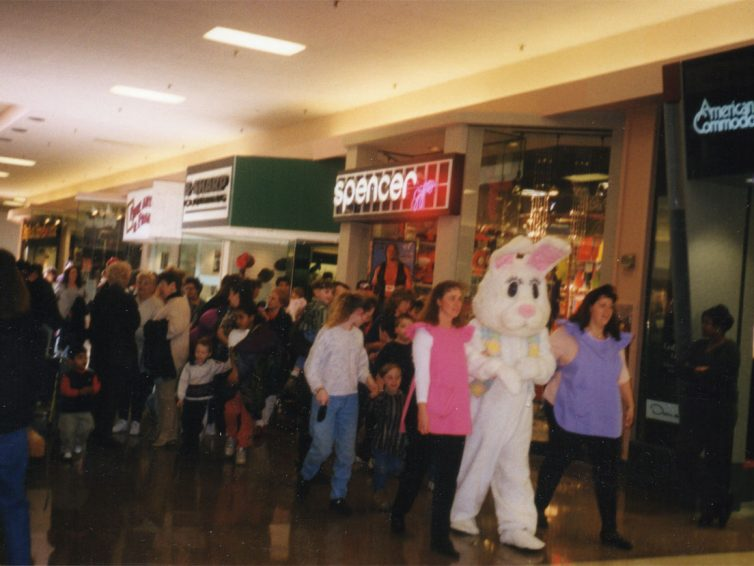 Easter Eggs-travaganza at Rolling Acres Mall