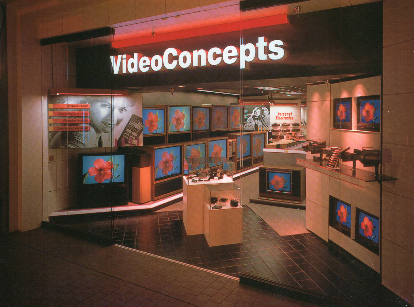 Video Concepts Storefront