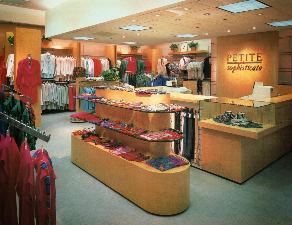 Petite Sophisticate Store Interior