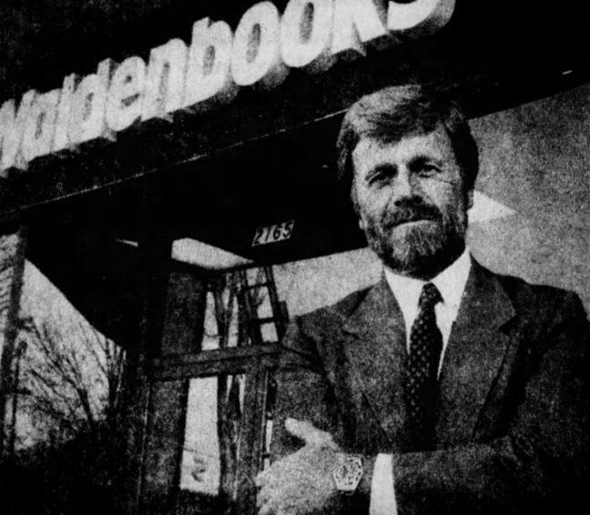 Store Showcase – Waldenbooks