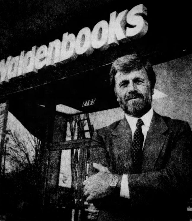 Harry T. Hoffman Waldenbooks