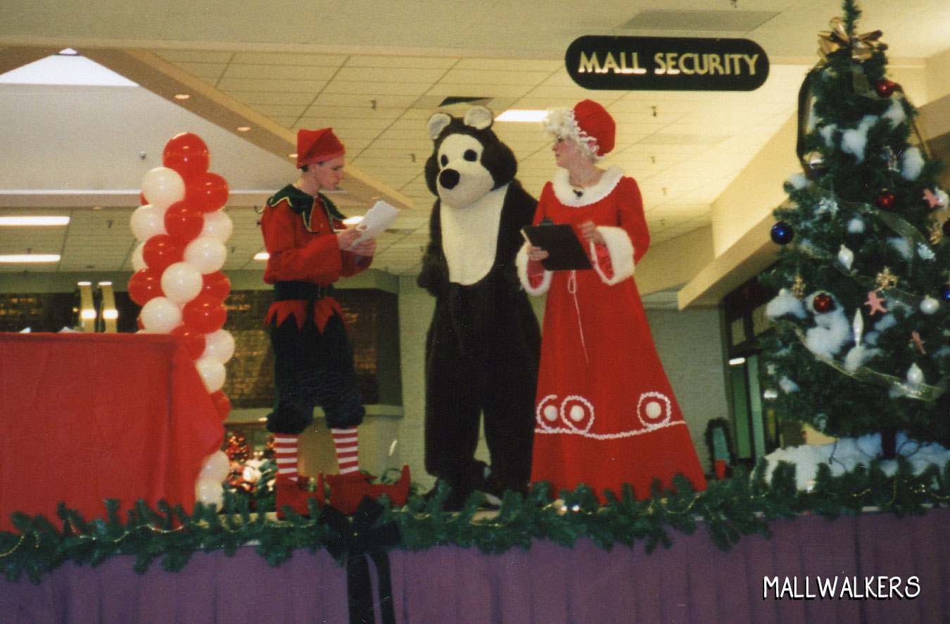 Rolling Acres Mall security