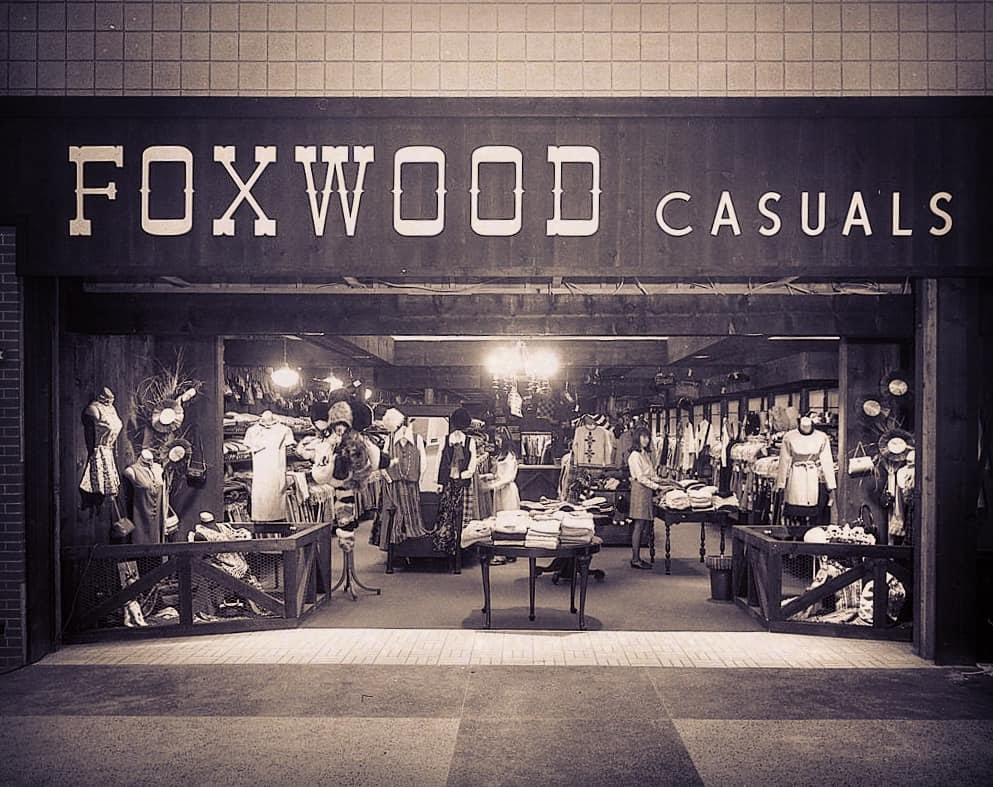 Foxwood Casuals Storefront