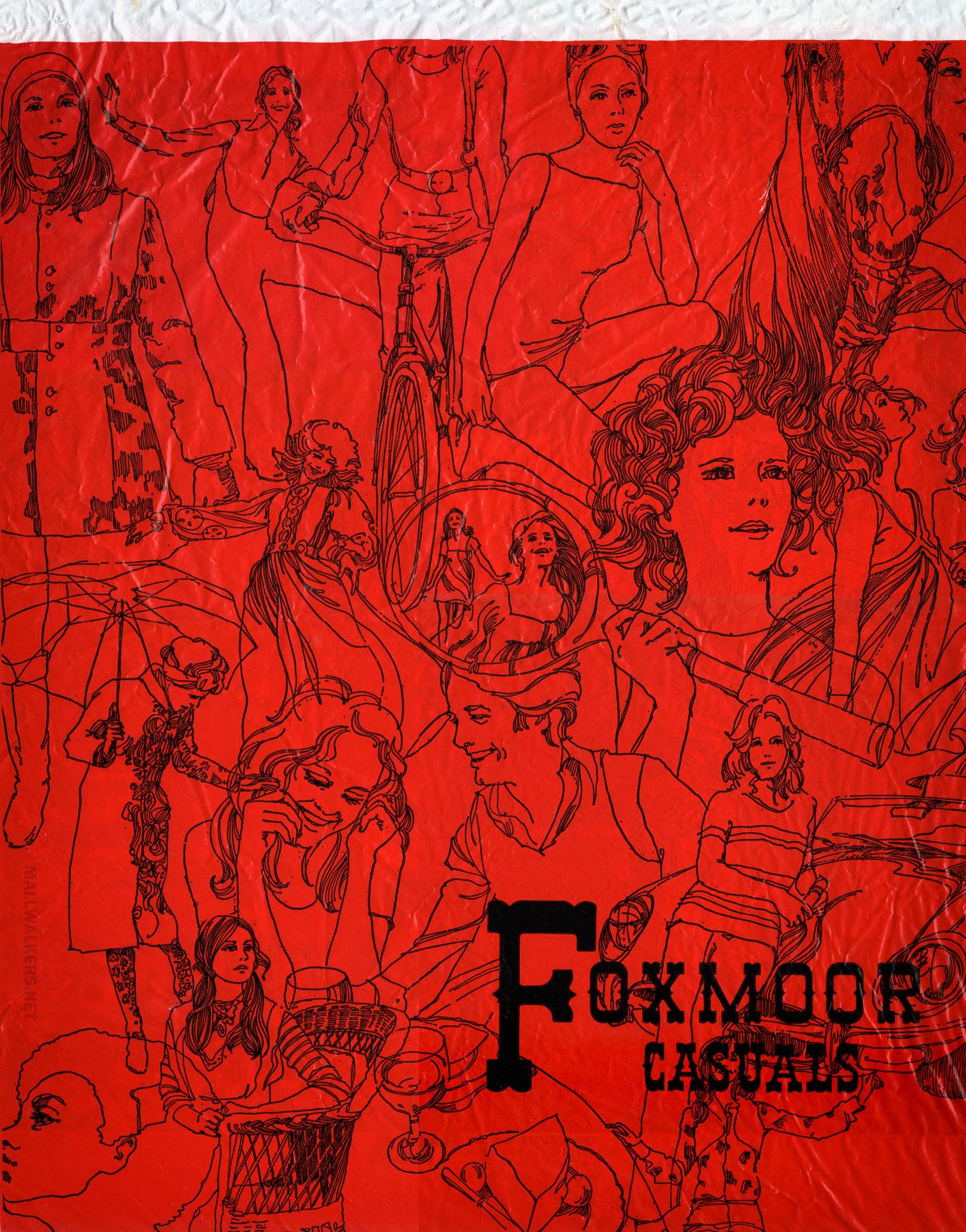 Foxmoor Casuals Shopping Bag