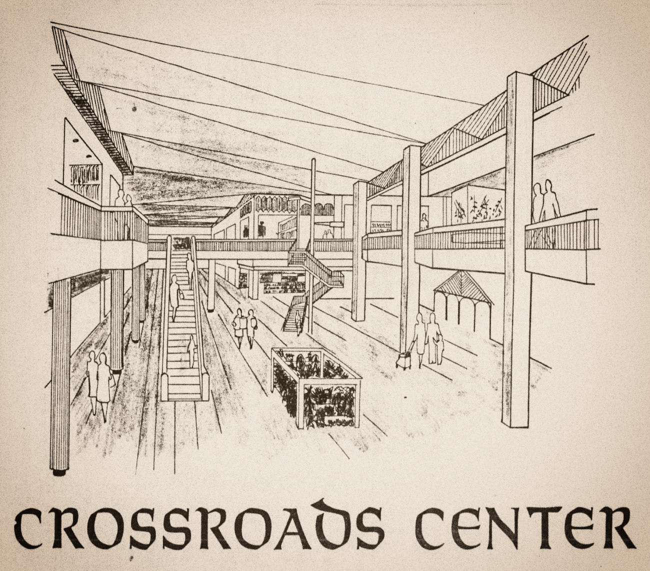 Grand Opening at Crossroads Center