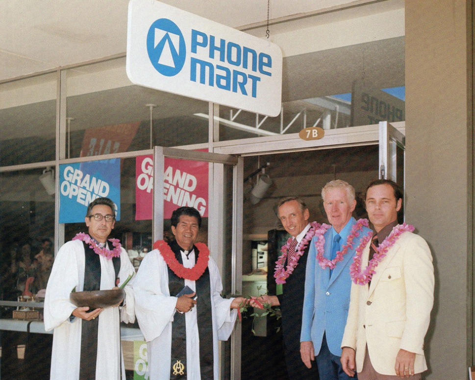 GTE Phone Mart Grand Opening