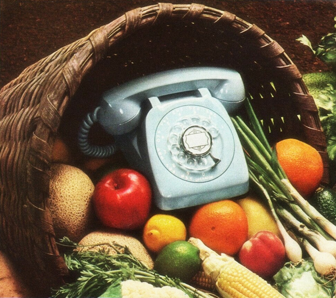 Vintage GTE Telephone