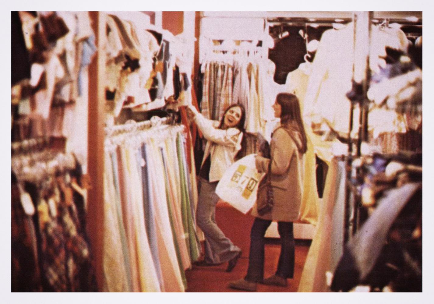 shopping at 579 store
