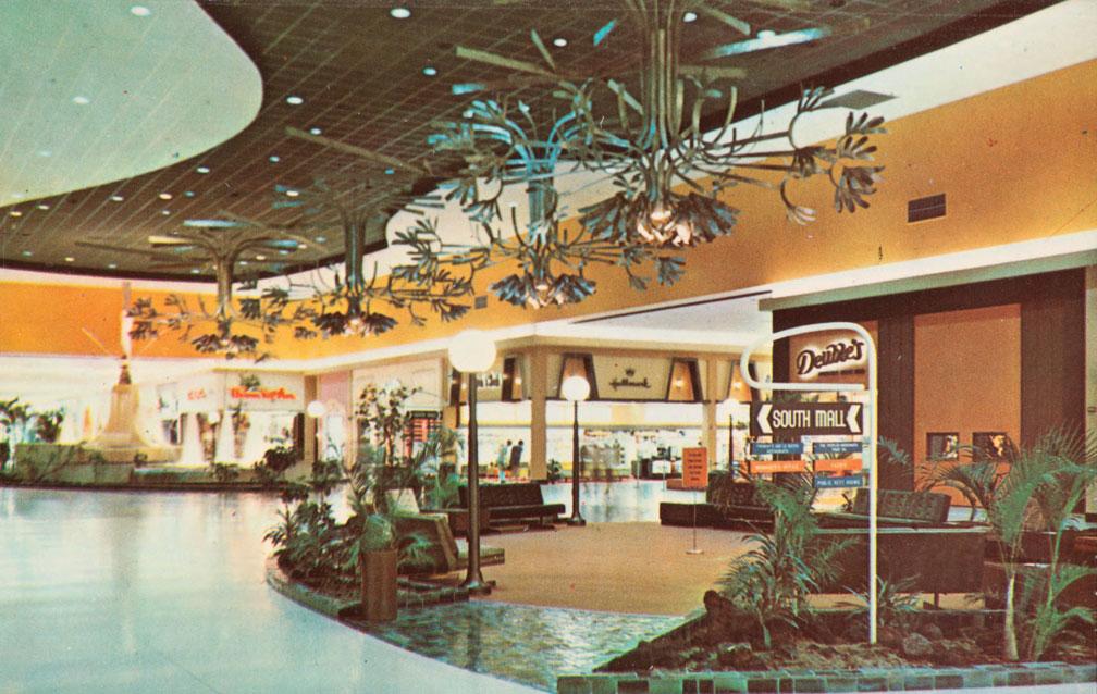 1970s Belden Village Mall