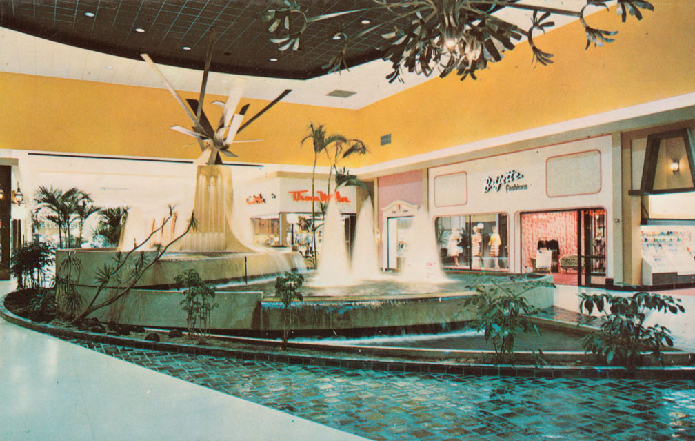 Fountain at Belden Village Mall