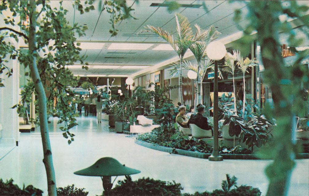 Belden Village Mall 1970