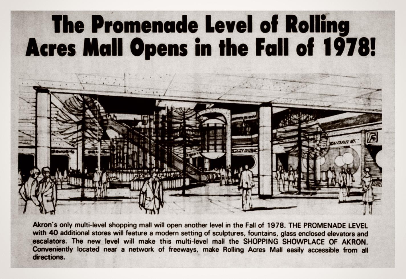 Rolling Acres Mall Promenade