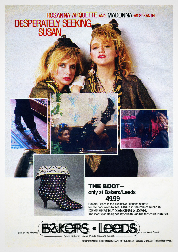 Madonna Boot