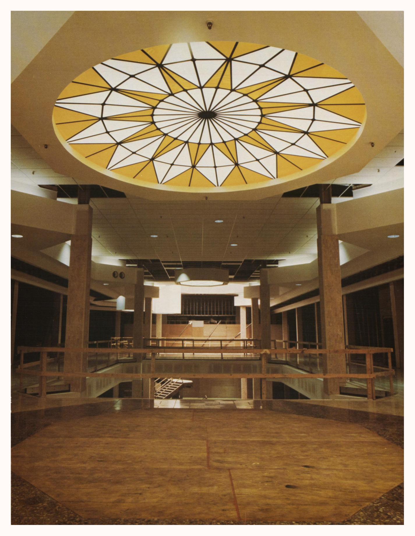 Higbee's Randall Park Mall Under Construction