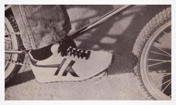 Jox JAG BMX shoe