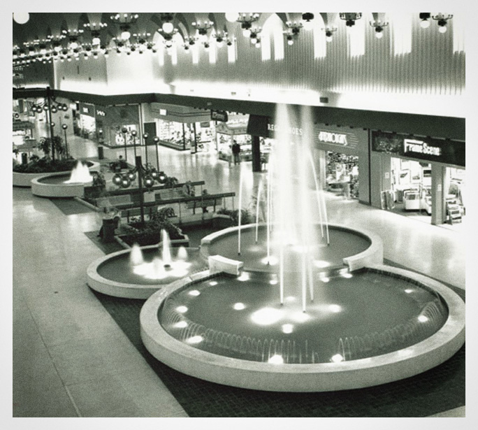 Eastwood Mall in the 80s