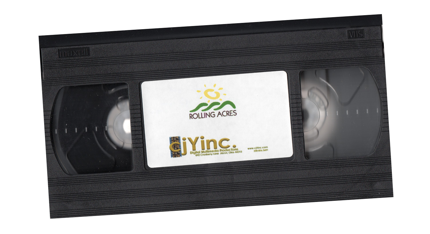 Rolling Acres Mall Video Tape