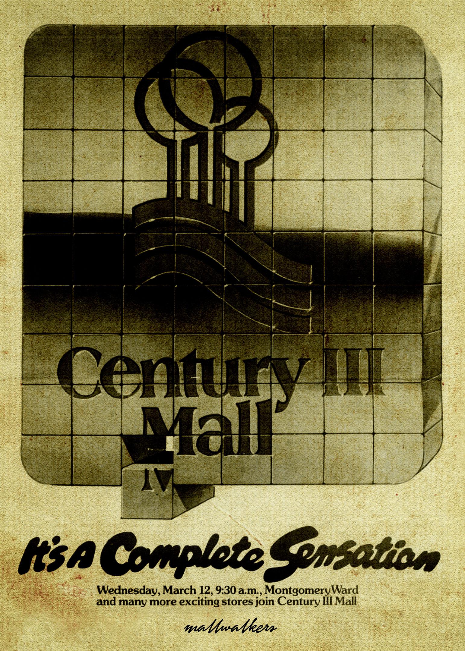 Century III Mall Advertisement