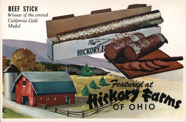 Hickory Farms Beef Stick